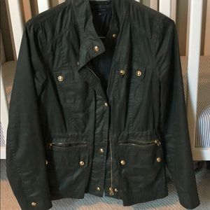 Cute green jacket - perfect for all seasons